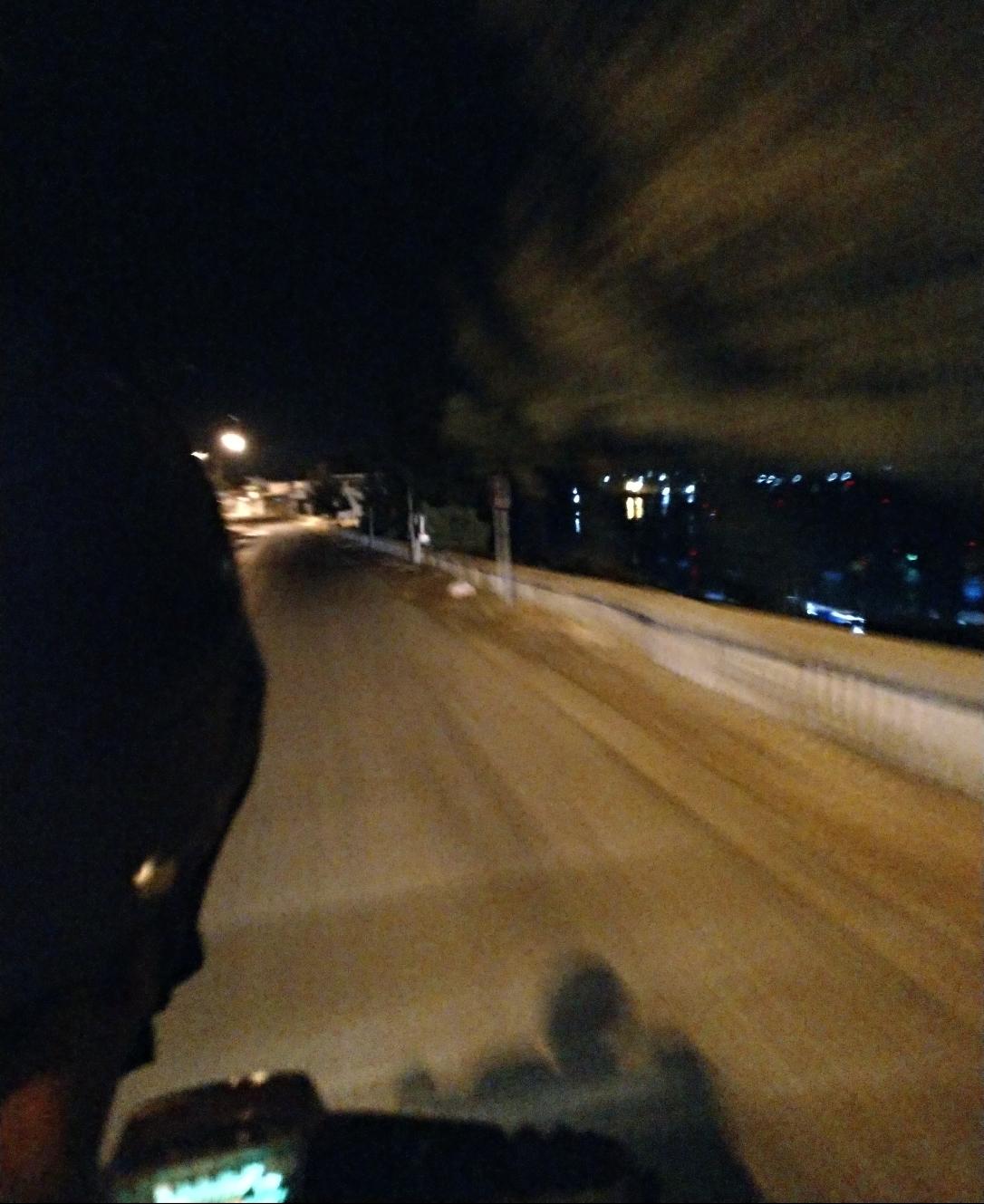 前往美奈旅館途中